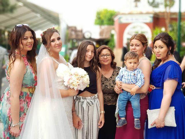 La boda de Guillermo y Soraya en Beniajan, Murcia 14