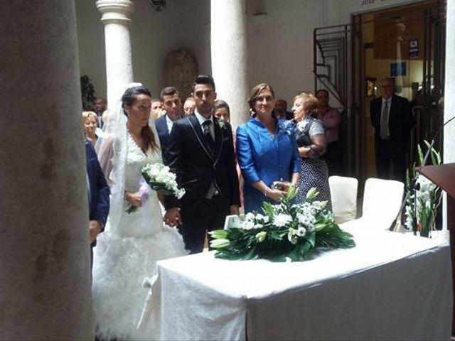 La boda de Abel y Lidia en Villena, Alicante 2