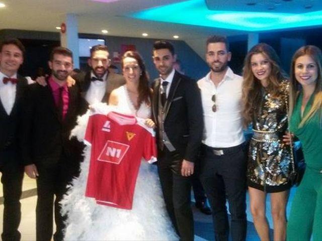 La boda de Abel y Lidia en Villena, Alicante 10