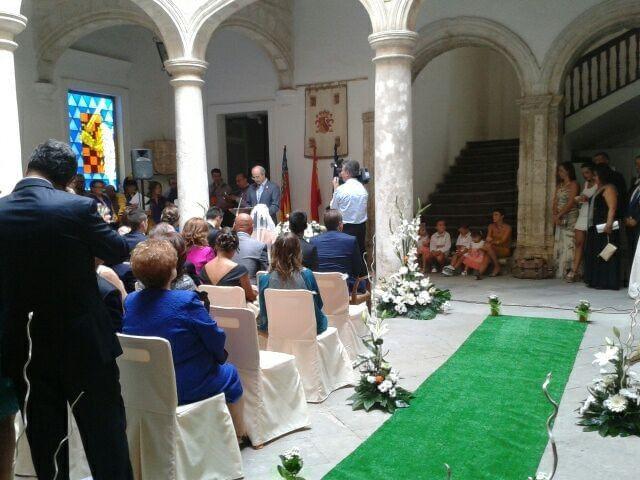 La boda de Abel y Lidia en Villena, Alicante 13