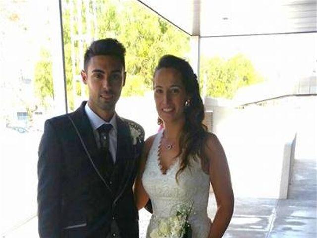 La boda de Abel y Lidia en Villena, Alicante 17