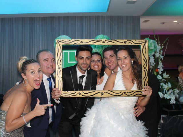 La boda de Abel y Lidia en Villena, Alicante 25