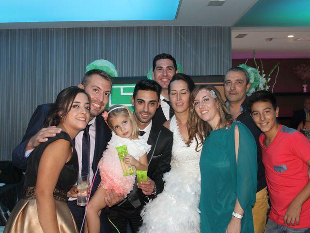 La boda de Abel y Lidia en Villena, Alicante 26
