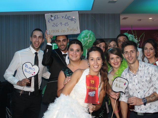 La boda de Abel y Lidia en Villena, Alicante 28