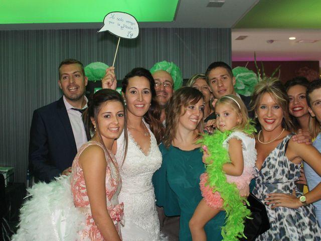 La boda de Abel y Lidia en Villena, Alicante 35