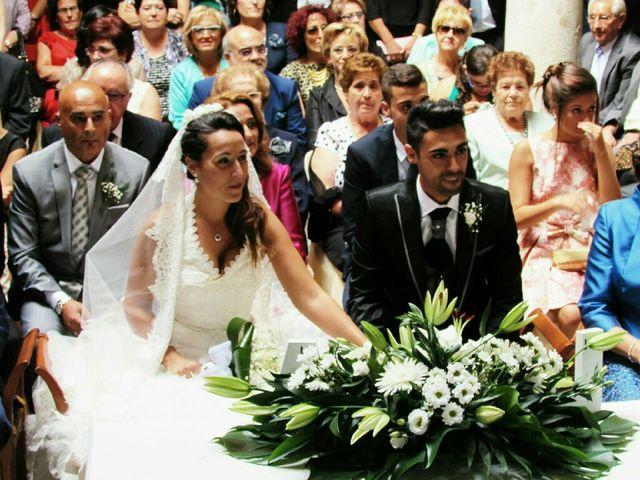 La boda de Abel y Lidia en Villena, Alicante 41