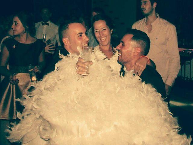 La boda de Abel y Lidia en Villena, Alicante 42