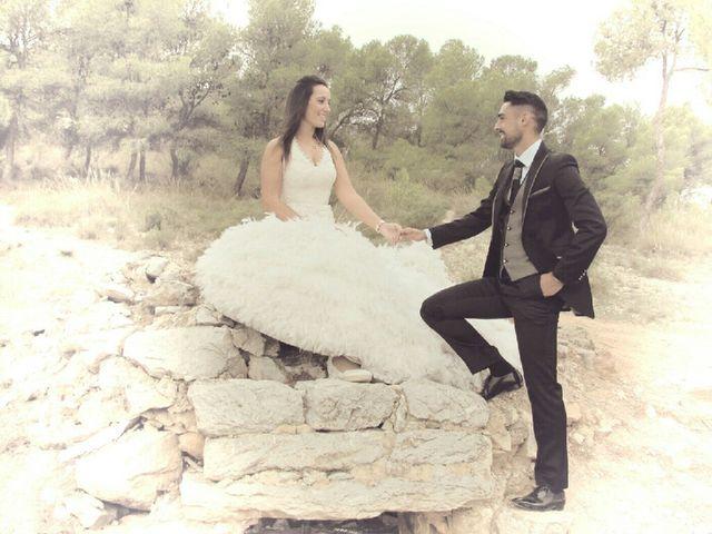 La boda de Abel y Lidia en Villena, Alicante 44