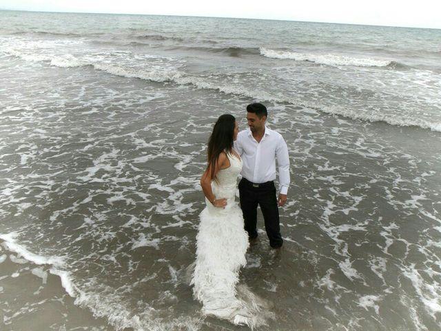 La boda de Abel y Lidia en Villena, Alicante 56