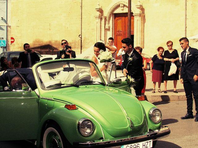 La boda de Abel y Lidia en Villena, Alicante 58