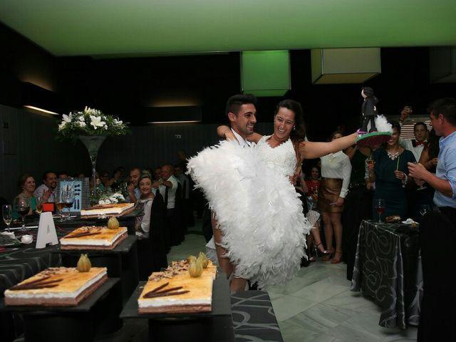 La boda de Abel y Lidia en Villena, Alicante 62