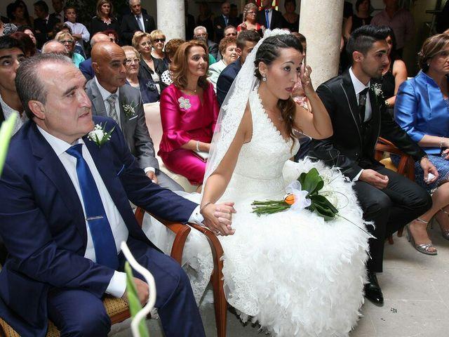 La boda de Abel y Lidia en Villena, Alicante 80