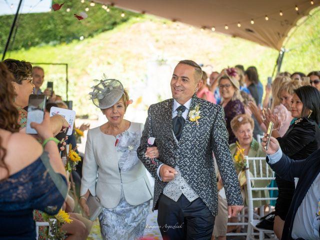 La boda de Mikel y Fran en Hernani, Guipúzcoa 1