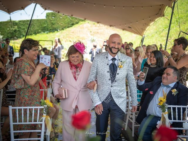 La boda de Mikel y Fran en Hernani, Guipúzcoa 2