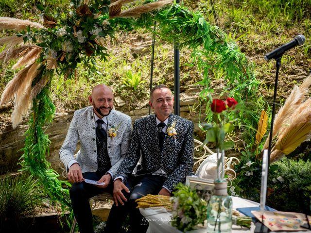 La boda de Mikel y Fran en Hernani, Guipúzcoa 3
