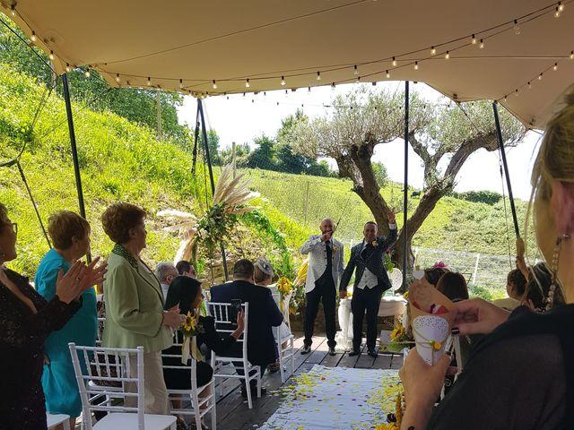 La boda de Mikel y Fran en Hernani, Guipúzcoa 7