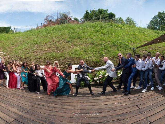 La boda de Mikel y Fran en Hernani, Guipúzcoa 8