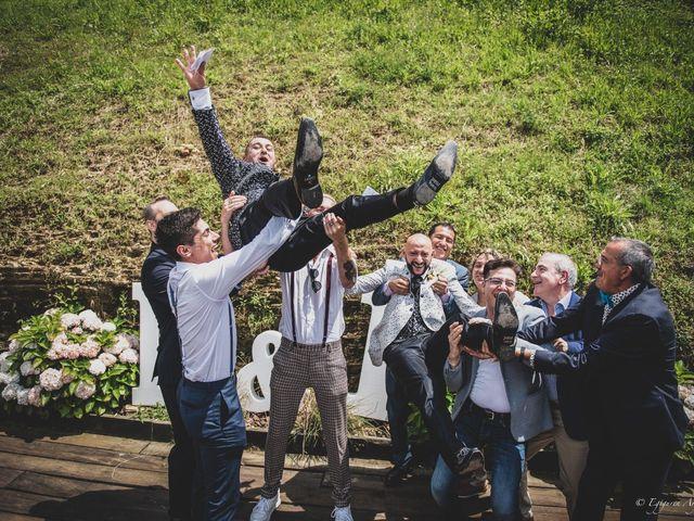 La boda de Mikel y Fran en Hernani, Guipúzcoa 19
