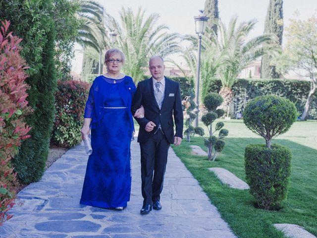La boda de Sergio y Gloria en Cubas De La Sagra, Madrid 2
