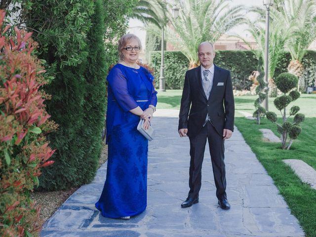 La boda de Sergio y Gloria en Cubas De La Sagra, Madrid 3