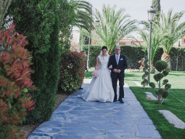 La boda de Sergio y Gloria en Cubas De La Sagra, Madrid 16