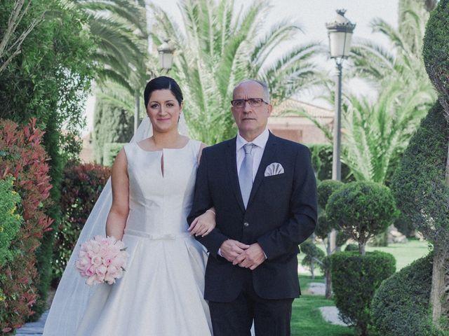 La boda de Sergio y Gloria en Cubas De La Sagra, Madrid 17