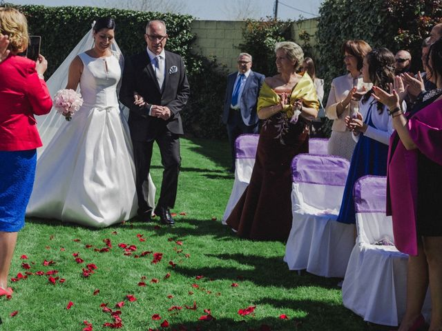 La boda de Sergio y Gloria en Cubas De La Sagra, Madrid 19
