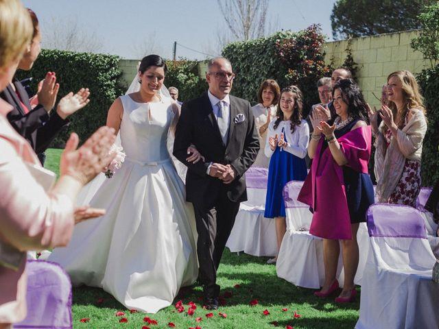 La boda de Sergio y Gloria en Cubas De La Sagra, Madrid 20
