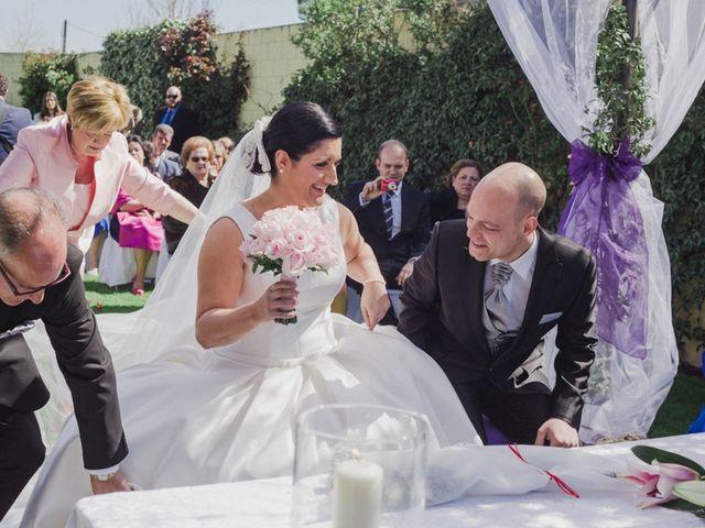 La boda de Sergio y Gloria en Cubas De La Sagra, Madrid 25