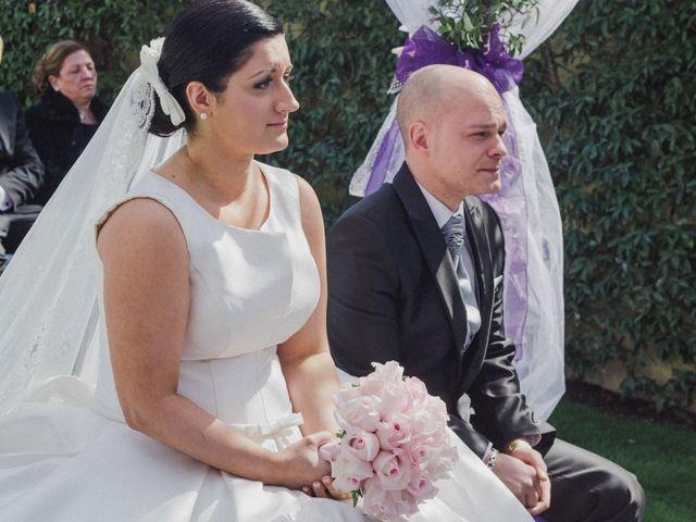 La boda de Sergio y Gloria en Cubas De La Sagra, Madrid 29