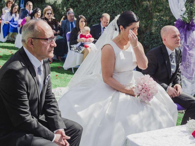 La boda de Sergio y Gloria en Cubas De La Sagra, Madrid 30