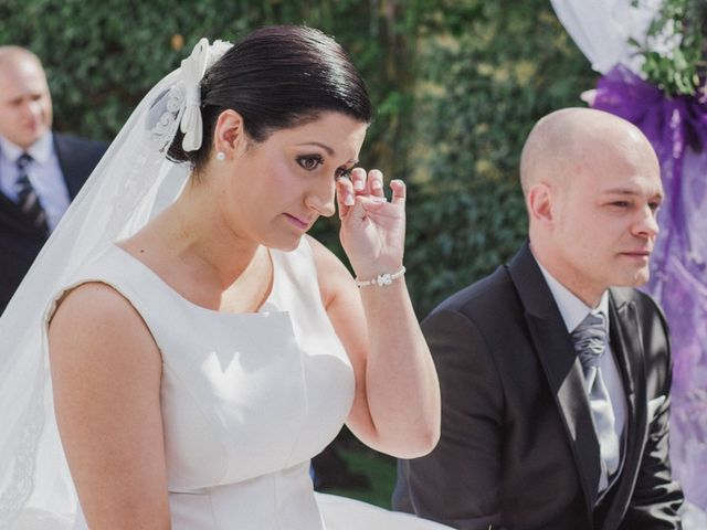 La boda de Sergio y Gloria en Cubas De La Sagra, Madrid 33