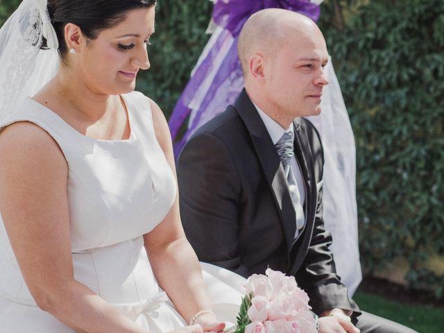 La boda de Sergio y Gloria en Cubas De La Sagra, Madrid 34