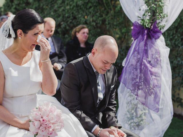 La boda de Sergio y Gloria en Cubas De La Sagra, Madrid 36