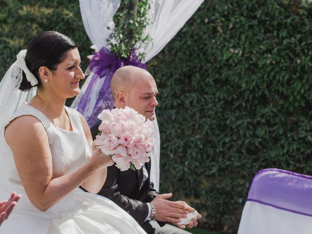 La boda de Sergio y Gloria en Cubas De La Sagra, Madrid 38