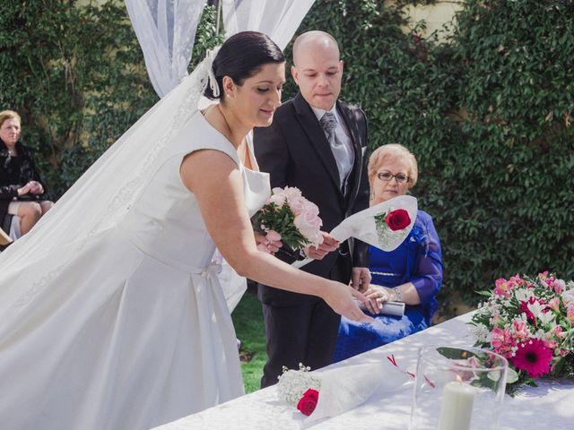La boda de Sergio y Gloria en Cubas De La Sagra, Madrid 40
