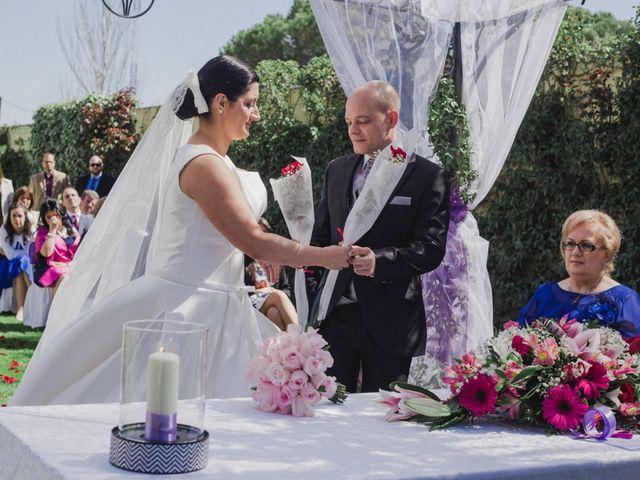 La boda de Sergio y Gloria en Cubas De La Sagra, Madrid 41