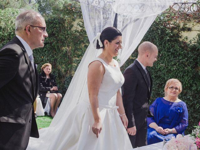 La boda de Sergio y Gloria en Cubas De La Sagra, Madrid 44