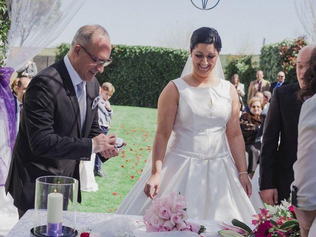 La boda de Sergio y Gloria en Cubas De La Sagra, Madrid 45