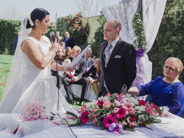 La boda de Sergio y Gloria en Cubas De La Sagra, Madrid 46