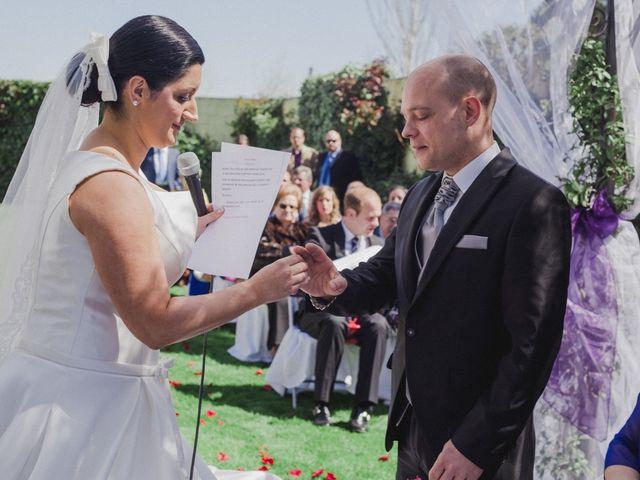 La boda de Sergio y Gloria en Cubas De La Sagra, Madrid 49
