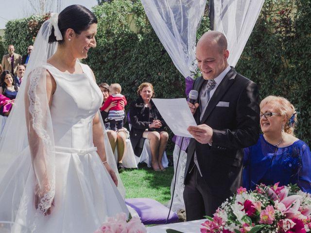 La boda de Sergio y Gloria en Cubas De La Sagra, Madrid 50