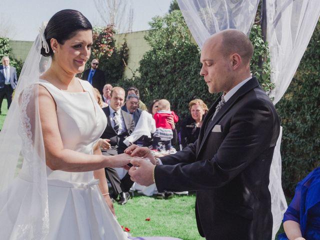 La boda de Sergio y Gloria en Cubas De La Sagra, Madrid 54