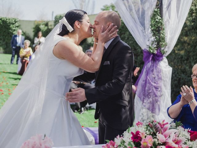 La boda de Sergio y Gloria en Cubas De La Sagra, Madrid 57