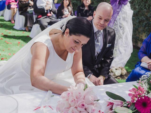La boda de Sergio y Gloria en Cubas De La Sagra, Madrid 68
