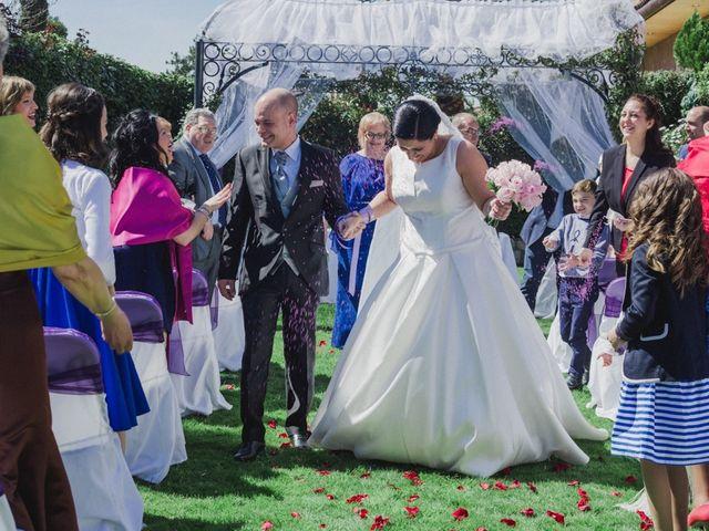 La boda de Sergio y Gloria en Cubas De La Sagra, Madrid 70