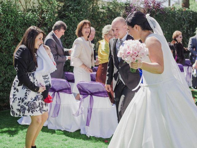 La boda de Sergio y Gloria en Cubas De La Sagra, Madrid 71