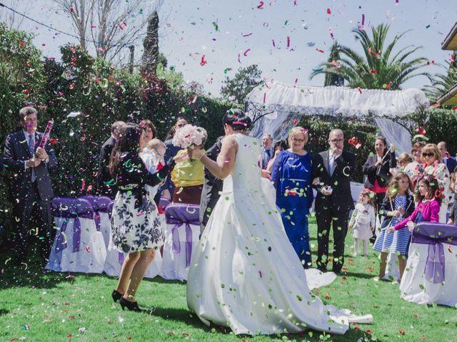 La boda de Sergio y Gloria en Cubas De La Sagra, Madrid 72