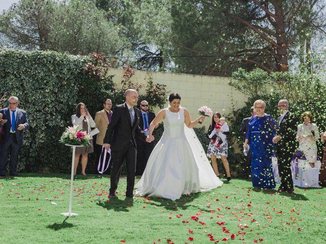La boda de Sergio y Gloria en Cubas De La Sagra, Madrid 73