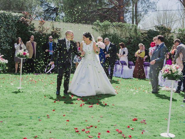 La boda de Sergio y Gloria en Cubas De La Sagra, Madrid 74